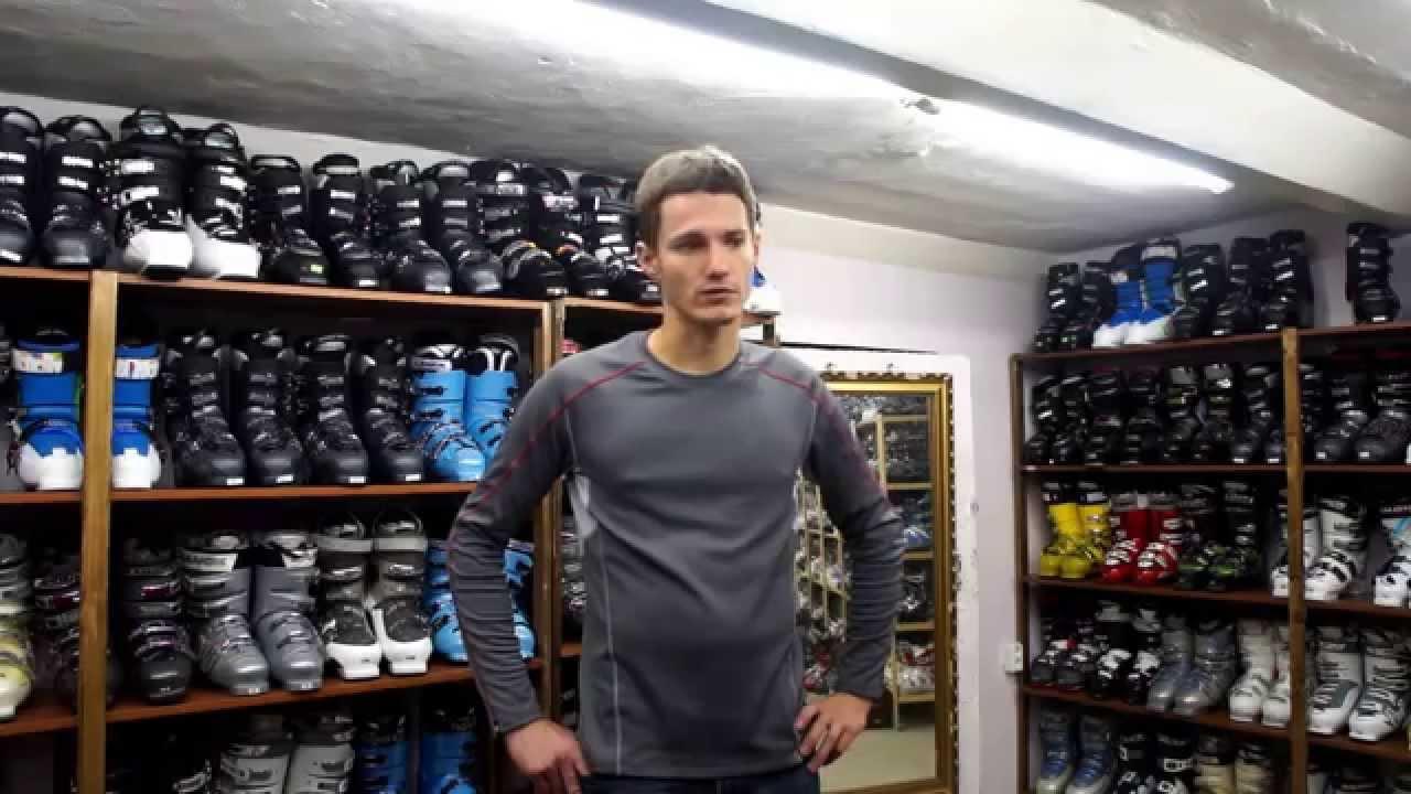 Горнолыжные ботинки: типы, бренды. - YouTube