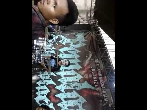 """Riwayat Live In Pemalang Gothic Black Fest """"KESESATAN UMAT MANUSIA"""""""