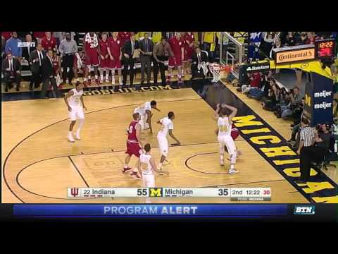 Indiana at Michigan - Men