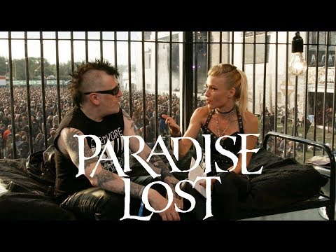 IN THE CELL : PARADISE LOST / GREG...