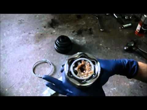 VideoTutorial HD | Sustitucion Junta Homocinetica Audi A6 ´98