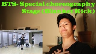 BTS - Special choreography Stage #2 REACTION