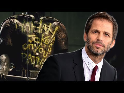 Zack Snyder Says Grayson Is Dead Robin