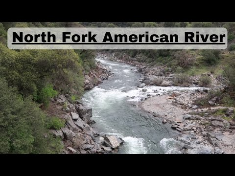 Fishing The North Fork American River Canyon