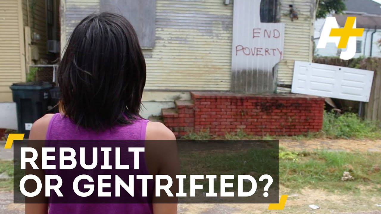 10 Years After Katrina, Has New Orleans Been Rebuilt, Or Just Gentrified?