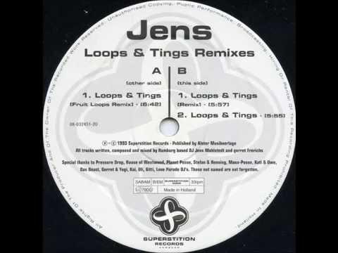 Jens - Loops & Tings (Fruit Loops Remix) (A)