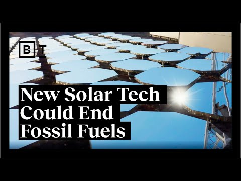 How concentrated solar power could fuel the future | Big Think