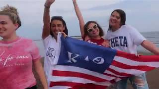 Quinnipiac University - Kappa Alpha Theta Recruitment Video 2018