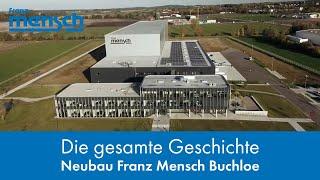 So entstand der Neubau für die Franz Mensch GmbH Buchloe