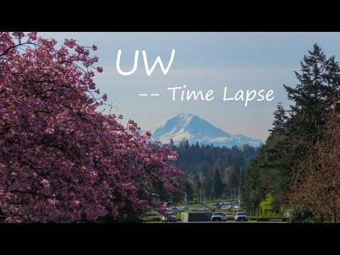 University of Washington - Time Lapse