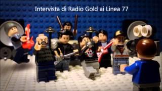 Audio intervista di Radio Gold Alessandria ai Linea 77