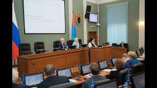 Бюджет Карелии на 2019 год прошел в парламенте второе чтение