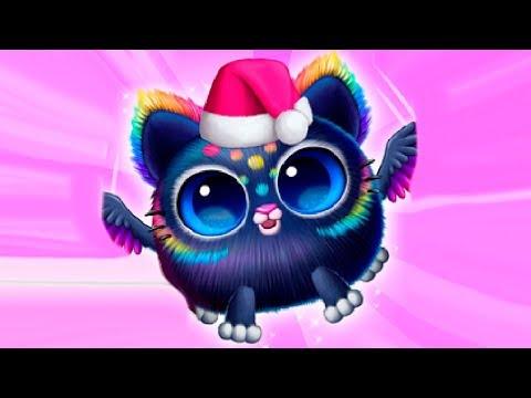 Новый год и ЕЛКА в Smolsies #6 Игра про милых малышей животных