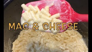 Mac and Cheese Tefal Cook4Me cheekyricho cooking video recipe ep. 1,209