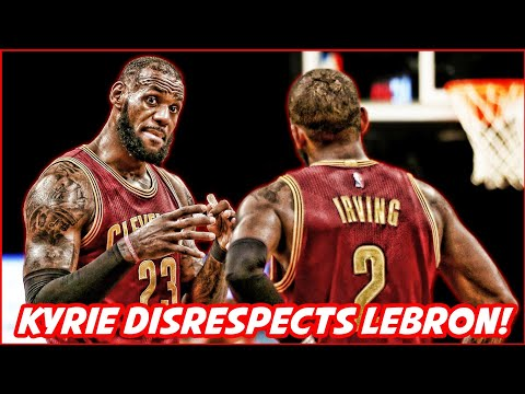 MAYBE KYRIE IRVING WENT A BIT TOO FAR | NBA NEWS