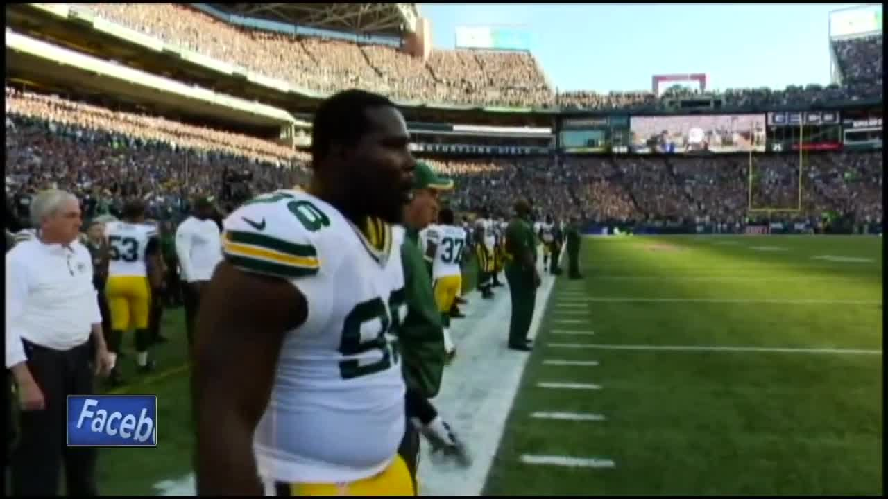 Packers Release DT Letroy Guion