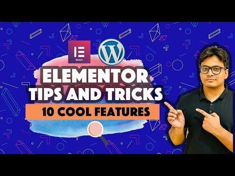 10 Elementor Design Tips Tricks And Hidden Features That You Must Know!