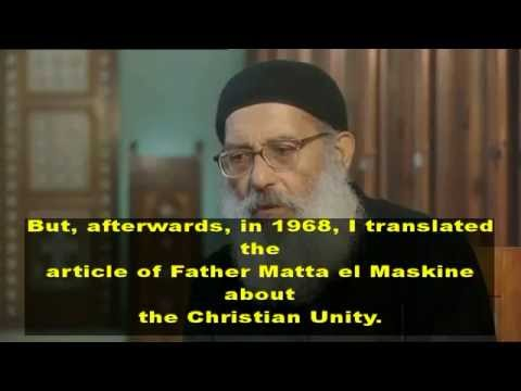 Father Wadid from St Macarius Monastery Egypt
