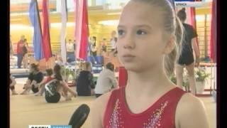 Чемпионат ЦФО по гимнастике в Брянске