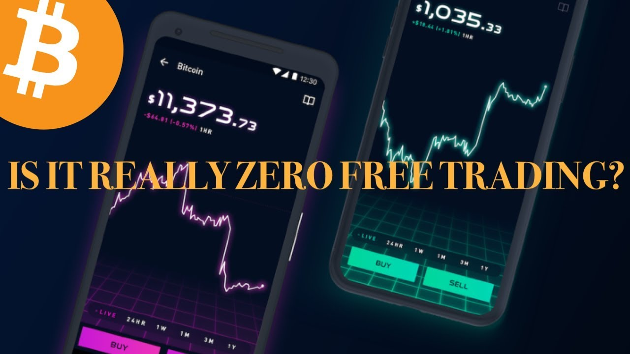 does robinhood charge a fee for cryptocurrency trades