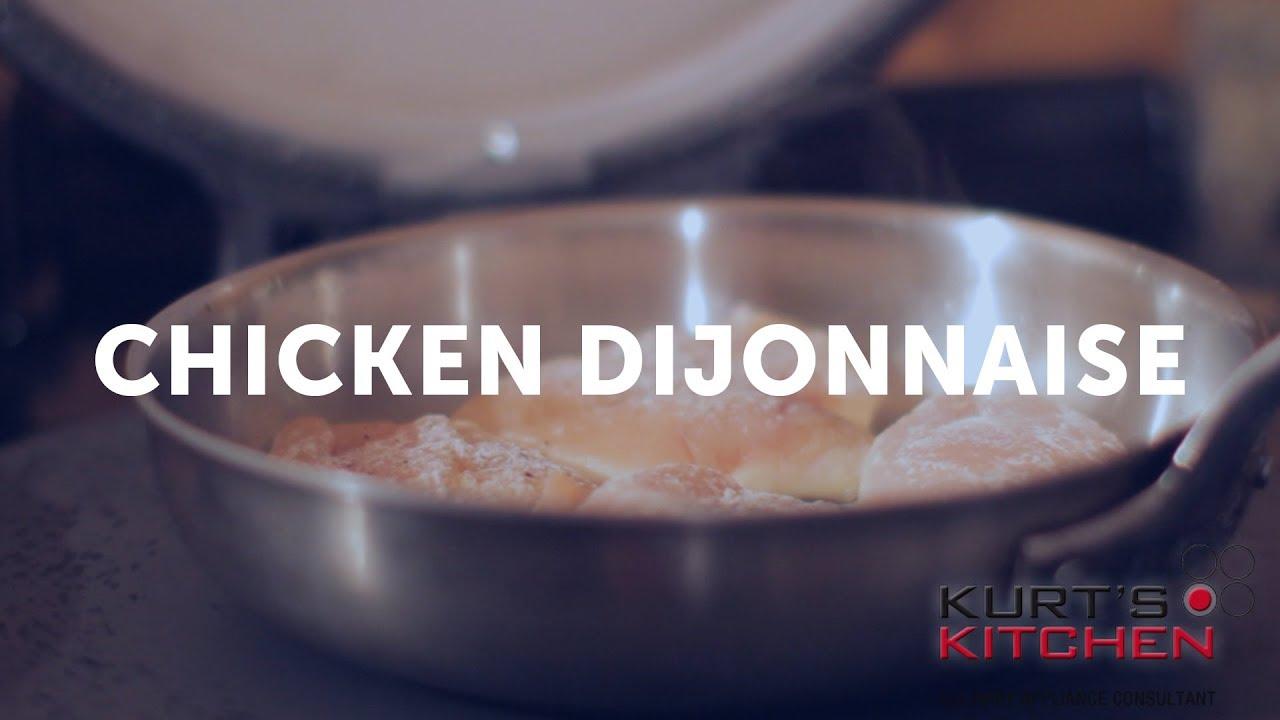 Chicken dijonnaise recipes