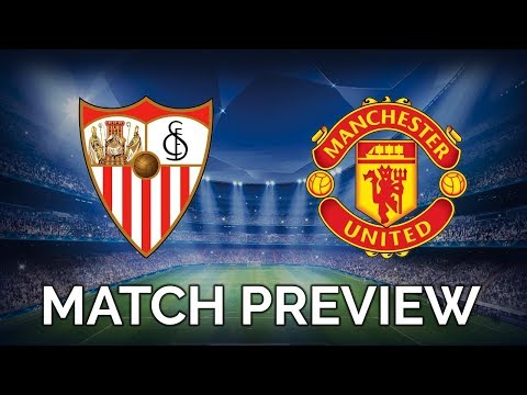 SEVILLA vs MANCHESTER UNITED | UEFA CHAMPIONS LEAGUE
