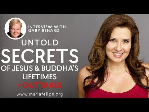 [INTERVIEW] Gary Renard - Untold Secrets of Jesus & Buddha's Lifetimes + OUTTAKES - ACIM