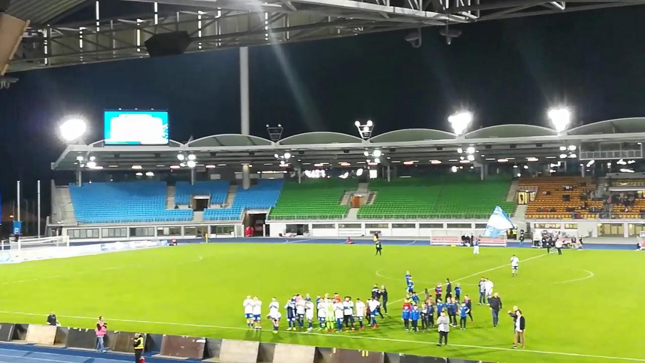 Erste Liga Fc Blau Weiß Linz Fac Wien Youtube