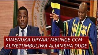 DAH! HUTAAMINI, Majibu ya Mbunge wa CCM Aliyetumbuliwa kwa Spika Ndugai, Ameliamsha Dude Balaa