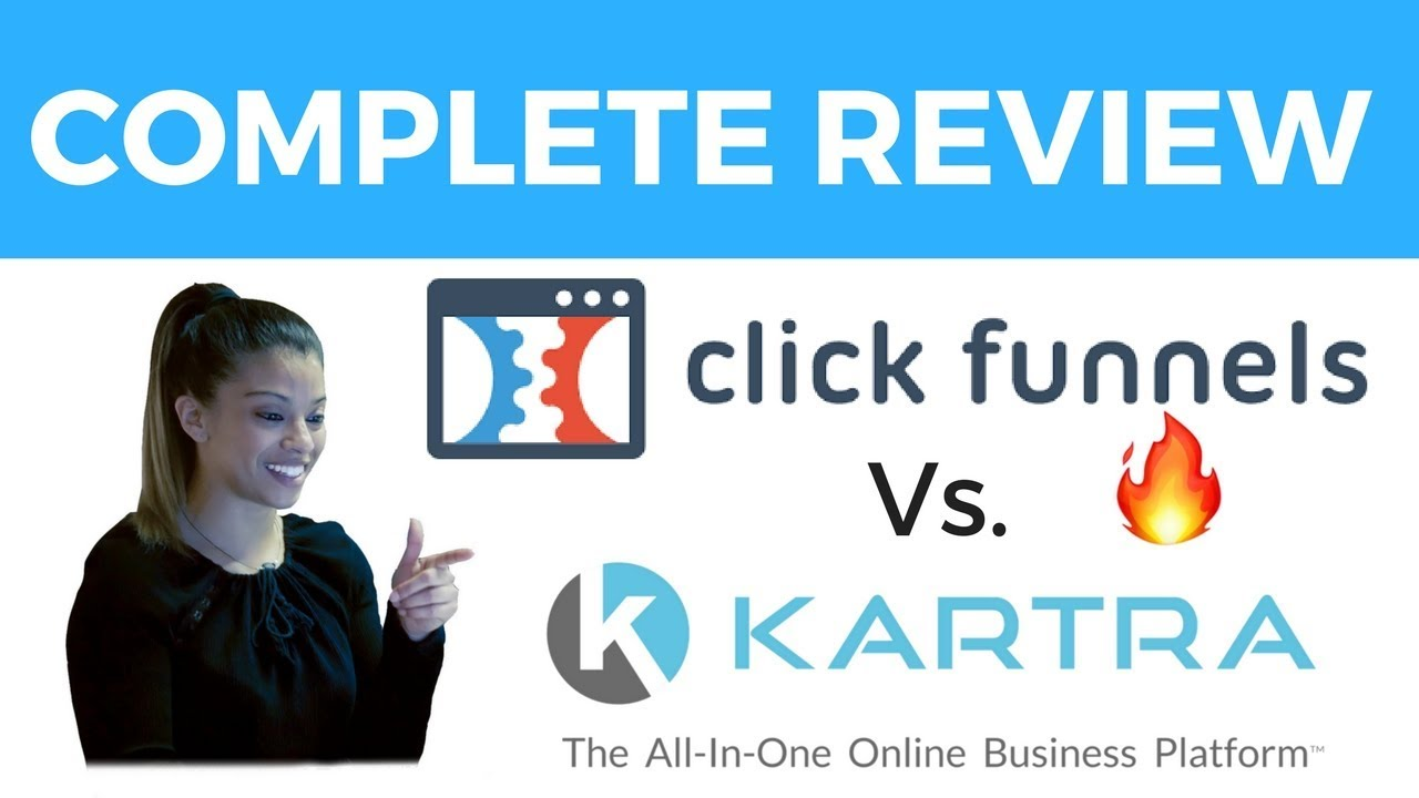 How Clickfunnels Vs Kartra can Save You Time, Stress, and Money.