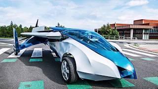 Когда появятся летающие автомобили?