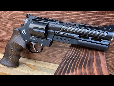 10 Most powerful handguns in the world