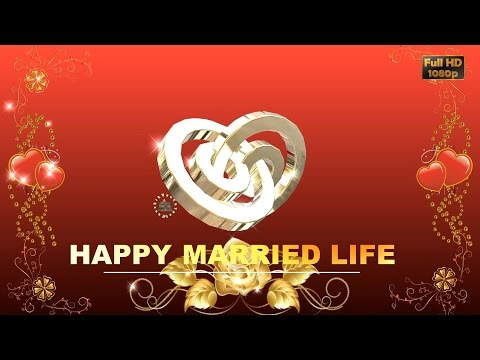 Happy Wedding Wishes Sms Greetings Images Wallpaper Whatsapp Video Super Animation Youtube