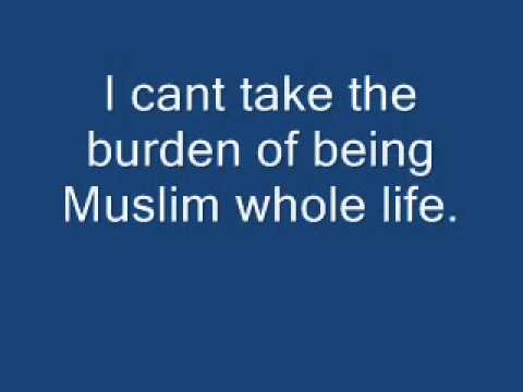 Islam Radio - Feel shame to be a Muslim.wmv