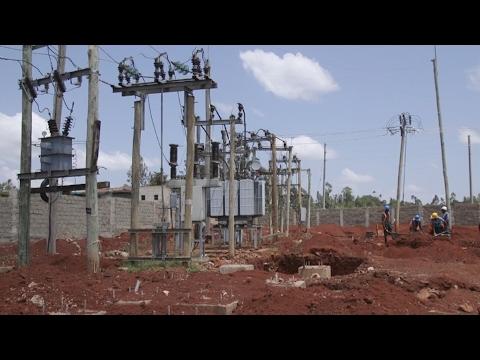 Kenya races toward goal of electrifying every household