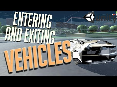 Download Enter And Exit From Vehicle Like Gta Unity 3d MP3, MKV, MP4