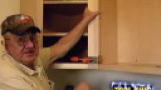 Kitchen Remodel Cabinet Install Part 3