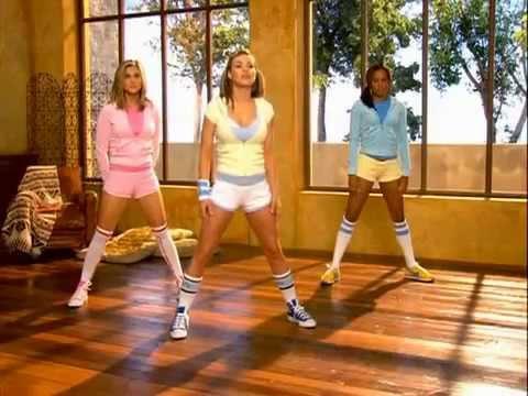 Танцевальная аэробика с Кармен Электра (обучающее видео