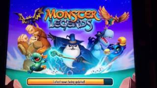 Monster legends (Free gems!)