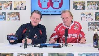 Zwei Kölsch PK 1. FC Köln-1. FC Magdeburg 12/2018