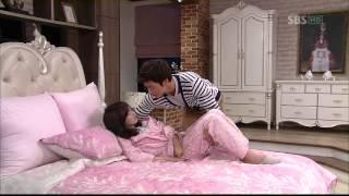 내 딸 꽃님이 진세연-최진혁 침대신(120회,주요장면)