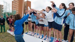 Narval y San Vicente Paul logran el primer puesto en la III Liga Municipal de Atletismo Intercentros