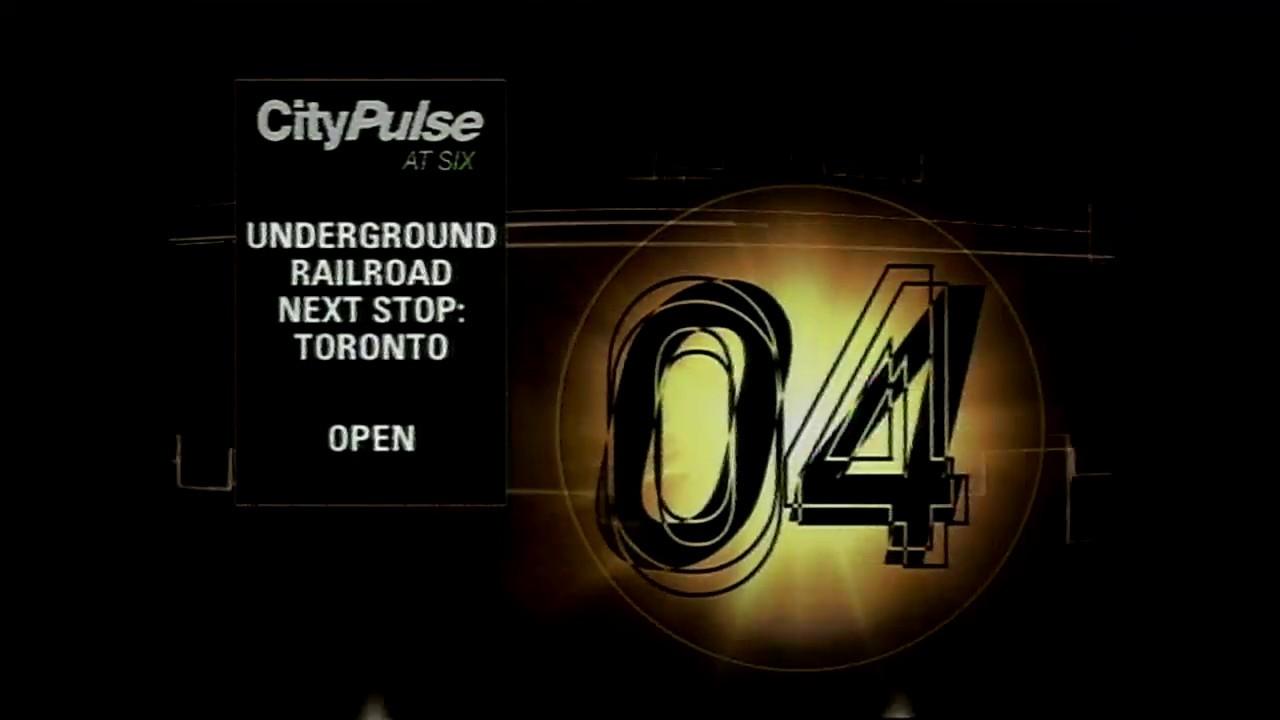 The Underground Railroad: Next Stop, Toronto!