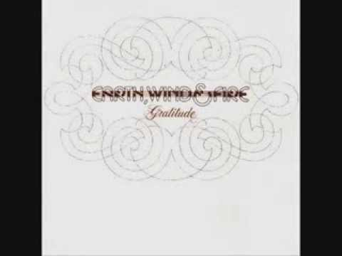 "EARTH, WIND & FIRE. ""Gratitude"". 1975. album ""Gratitude""."