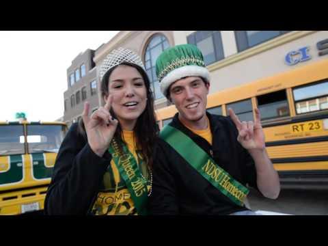 2015 NDSU Homecoming Parade
