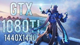 Fortnite - i7 6700K 4.6GHz & GTX 1080 Ti FTW3 | 1:1 Stretched (1440x1440)