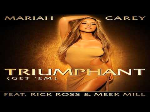 Mariah Carey - Triumphant ft. Rick Ross & Meek Mill [Snippet]