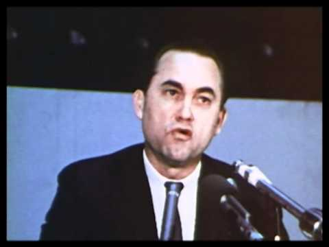 George Wallace Discusses States Rights 1967