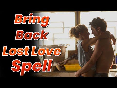 Bring Back Lost Love Spell-+91-9501777687