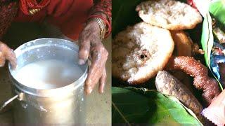 Festival And Food || Diwali / Tihar celebration in rural Nepal